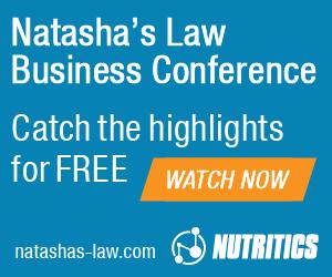 Nutritics Natashas law